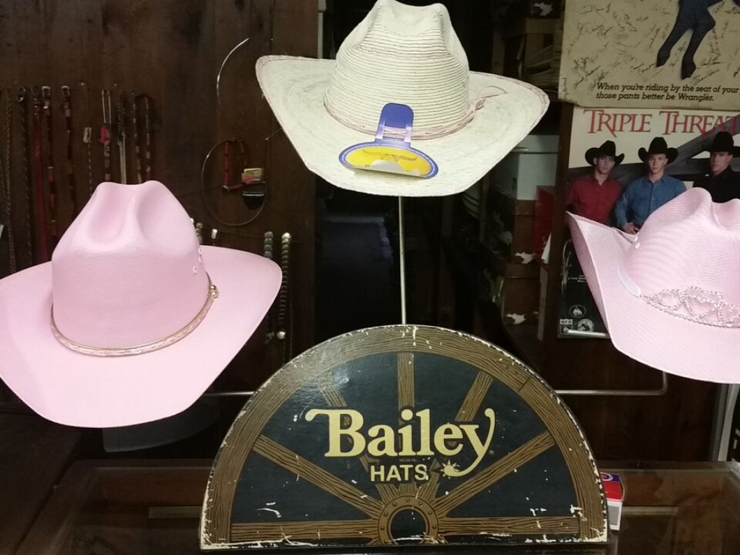 Cowboy Hats for All Sizes